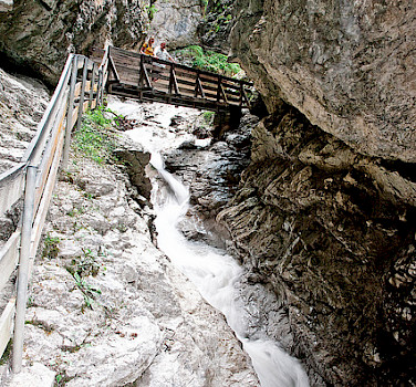 Imst in Tyrol. Austria. Photo via Flickr:eggerbraeu