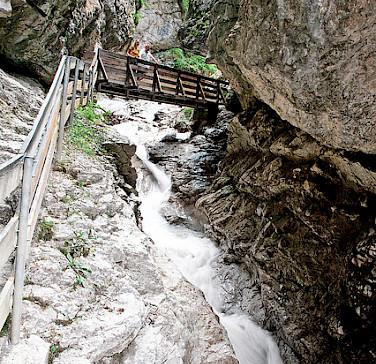 Hiking in Imst in Tyrol, Austria. Photo via Flickr:eggerbraeu