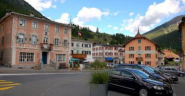 Bike rest in Zernez, Switzerland. Photo via Flickr:Marc Czerlinsky
