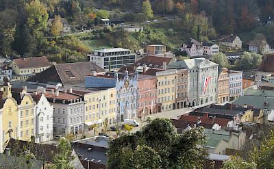 Burghausen in Bavaria, Germany. Flickr:Susanne Tofern