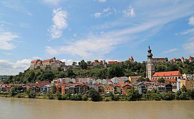 Burghausen has Europe's longest castle. Bavaria, Germany. Flickr:vil.sandi