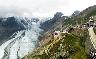 Glacier in Kaprun, Austria. Flickr:Leo-setä