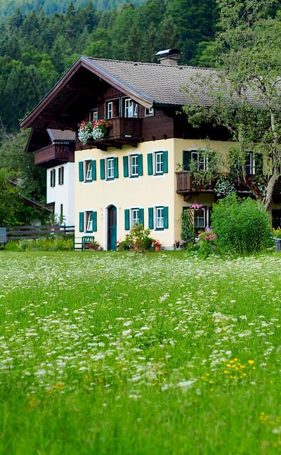 Lofer, Austria. Flickr:marc weber
