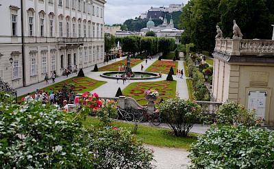 Mirabell Gardens & Palace in Salzburg, Austria. Flickr:Karlis Dambrans