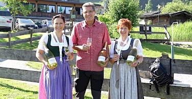 Winefest in Oberndorf, Austria. Photo via Flickr:Stanglalm