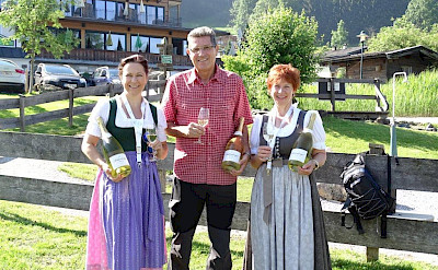 Winefest in Oberndorf, Austria. Flickr:Stanglalm