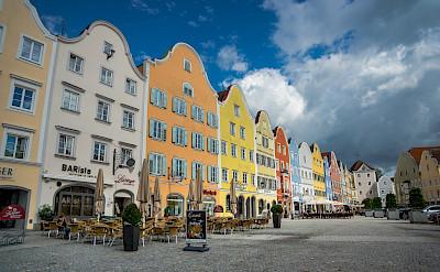 Schärding, Austria. Flickr:Kevin Talec