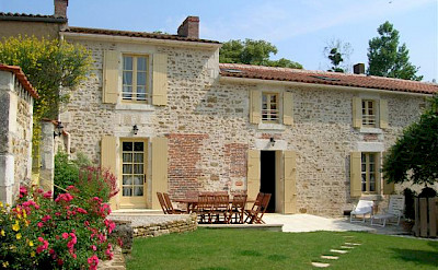 Charente Maritime is filled with gorgeous villas