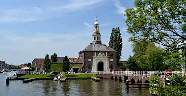 Zijlpoort, Leiden, South Holland. Photo via Flickr:Jan