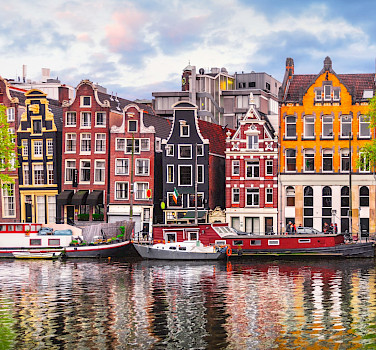 Tulip Tour - Amsterdam to Bruges - 8 day