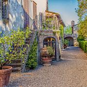 Toscana - Montecatini a Florença Foto