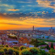 Toscana - Montecatini a Florencia Foto
