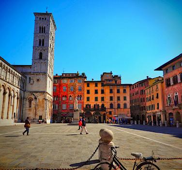 Tuscany - Montecatini to Florence