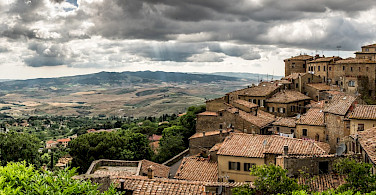 Amazing Volterra - a view never tiring in lovely Italy. Flickr:Guiseppe Milo