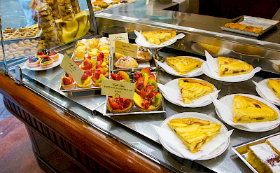 Desserts in Florence, Tuscany, Italy. Flickr:motoclub4agmiwa