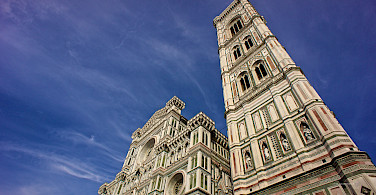 Florence is in its own class. Tuscany, Italy. Photo via Flickr:danscapeco