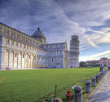 Tuscany - Round Trip Pisa