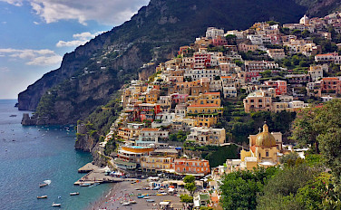 Amalfi Coast - Tyrrhenian Sea