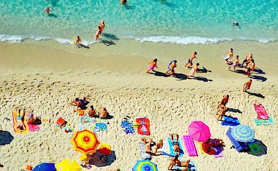 Beaches on the Tyrrhenian Sea. Flickr:piervix