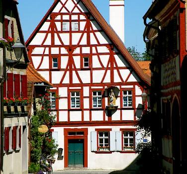 Example of Bavarian architecture. Photo via Flickr:Barock Schloss