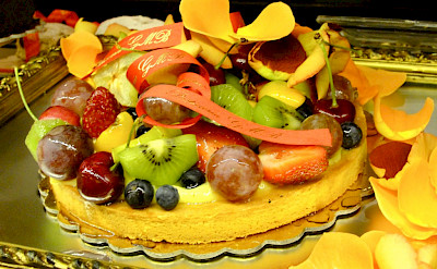 Fancy cakes in Umbria, Italy. Flickr:Umbria Lovers