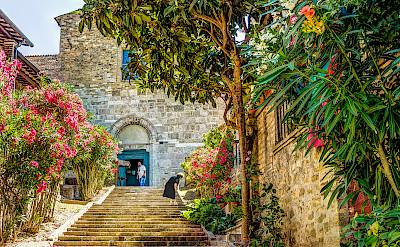 Wondrous stone architecture in Umbria, Italy. Flickr:Steven dosRemedios