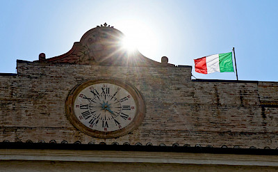 Montefalco in Umbria, Italy. Flickr:Franco Vannini
