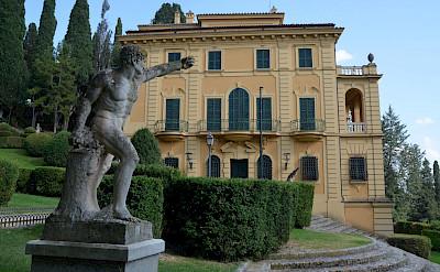 Amazing architecture in Spello in Umbria, Italy. Flickr:Carole Raddato