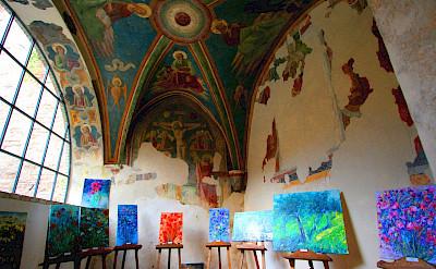 Old Church in Spello, Umbria, Italy. Flickr:Gianni Dominici