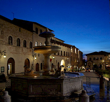 Umbria - Gastronomy Bike Tour