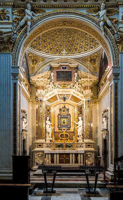Duomo in Spoleto, Umbria, Italy. Flickr:Steven dosRemedios