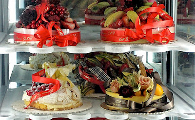 Leave room for dessert. Photo via Flickr:UmbriaLovers