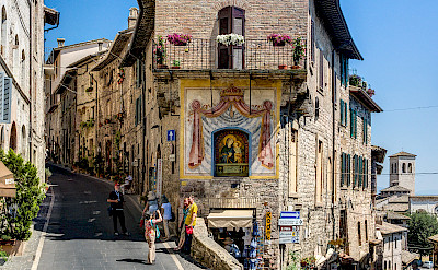 Beautiful town of Assisi in Umbria, Italy. Flickr:Steven dosRemedios