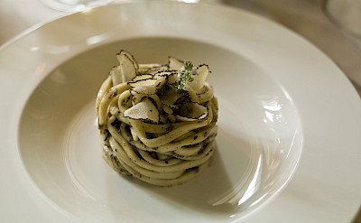 Handmade pasta in Umbria, Italy. Flickr:LDC Hotels & Resorts
