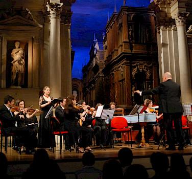 Festival in Vicenza, Italy. Photo via Flickr:Mauro Sartori