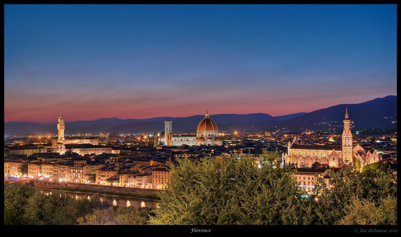 Venice To Florence Bike Tour Italy Tripsite