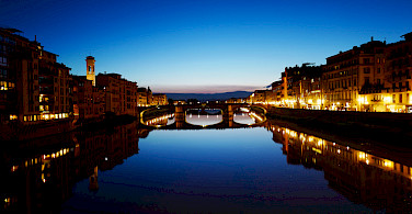 Ponte Vecchio in Florence, Tuscany, Italy. Photo via Flickr:*sax