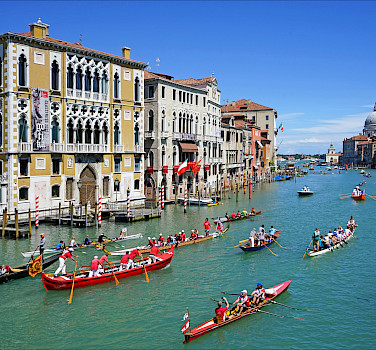 Venice to Florence