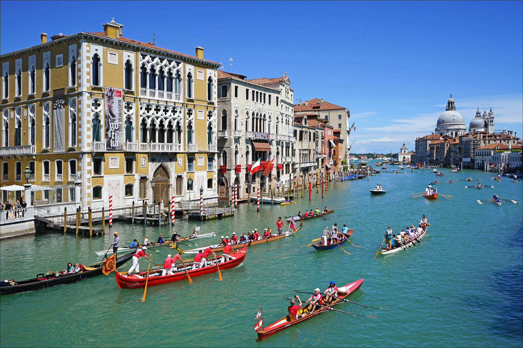 Bike Boat Tours Italy