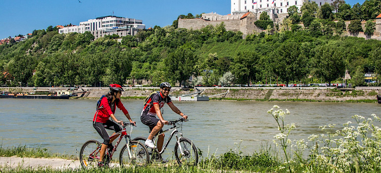 Danube Bike Path - Vienna to Budapest