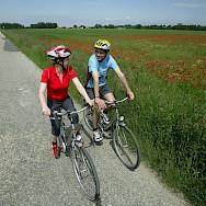 Biking Vienna to Budapest. Photo via TO/Weissenbrunner