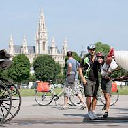 Heldenplatz in Vienna, Austria. Photo via TO