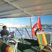 MS Theodor Korner - deck externo