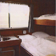 Double or Triple Cabin - Anna Maria IV - Bike & Boat Tours