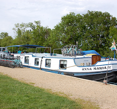 Anna Maria IV - Bike & Boat Tours