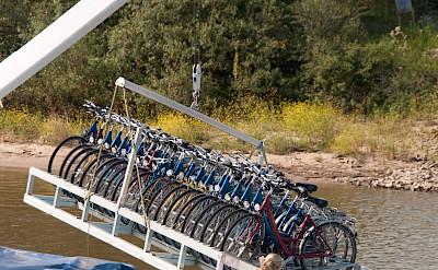 Bikes | Fluvius | Bike & Boat Tours