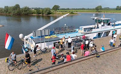 Docked | Fluvius | Bike & Boat Tours