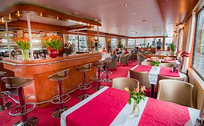 Restaurant | Fluvius | Bike & Boat Tours