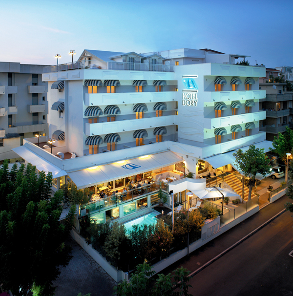 Hotel Dory And Suite Riccione