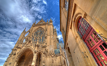 Metz - Photo by MorBCN via Flickr